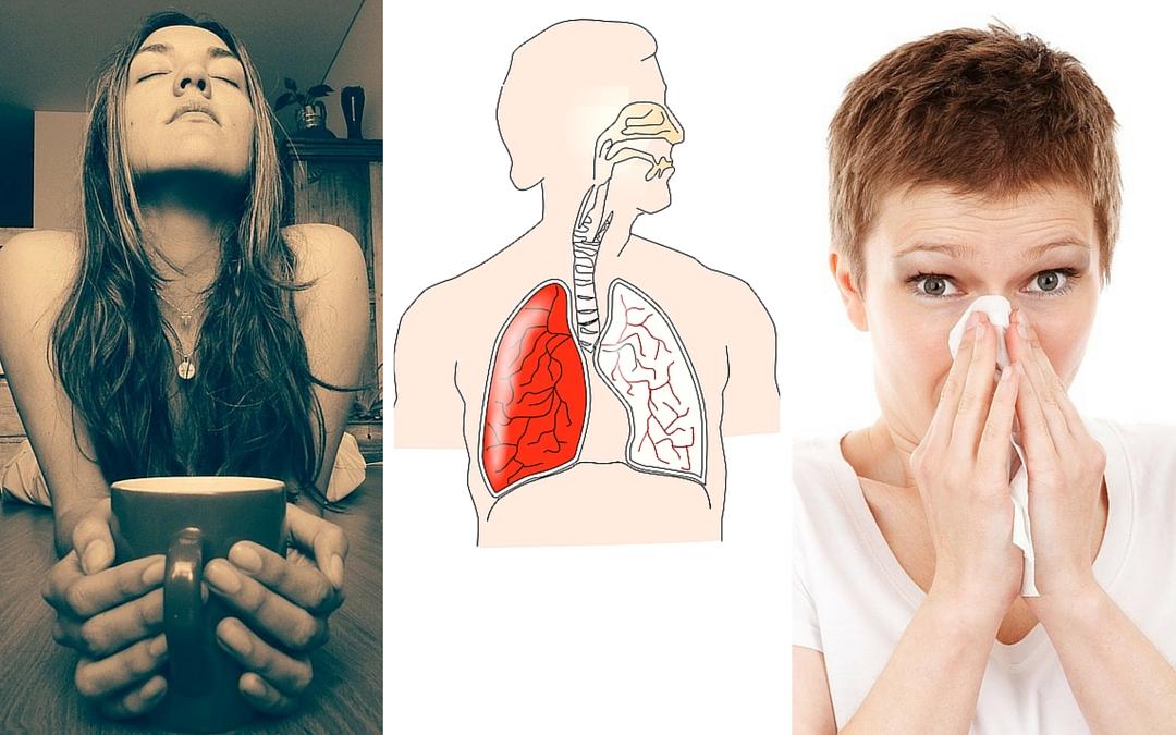 Sobre las infecciones en el tracto respiratorio superior