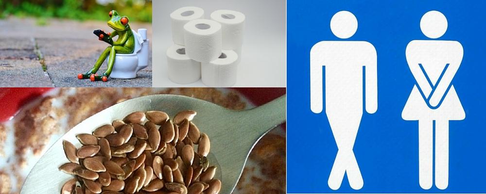 Sobre el estreñimiento y el vaciado intestinal